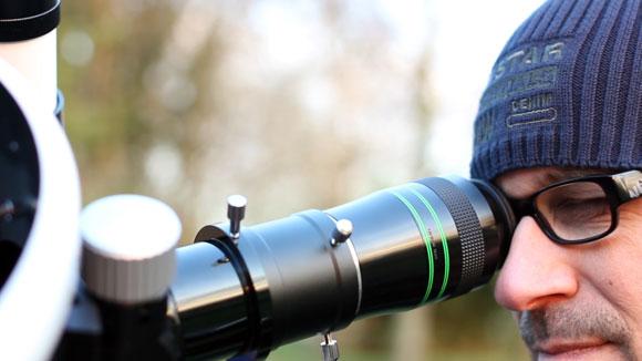 Der Blick durchs Teleskop, (c) Beydemüller-Film
