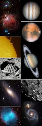 Eindrücke aus dem Universum