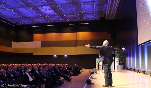 Christian Preuß, Keynote Sprecher